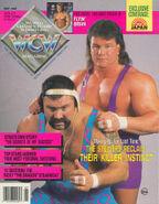 WCW Magazine - May 1992