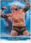 2017 WWE Undisputed Wrestling Cards (Topps) Randy Orton 27