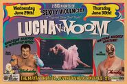 Lucha VaVoom Poster 9