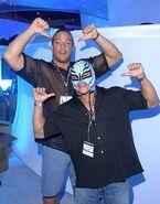 Rey Mysterio & Rob Van Dam