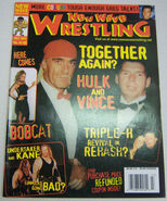New Wave Wrestling - July 2002