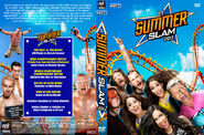 Wwe summerslam 2013 dvd cover