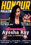 Honour Magazine - November 2012
