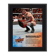 Finn Bálor SummerSlam 2016 10 x 13 Photo Plaque