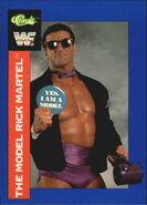 1991 WWF Superstars Cards Rick Martel 102