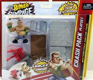 John Cena Crash Pack Rumblers