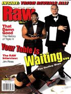 Raw Magazine July 2000