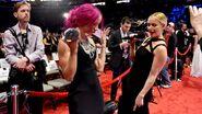 WWE HOF Red Carpet.2