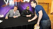 WrestleMania 30 Axxess Day 3.10