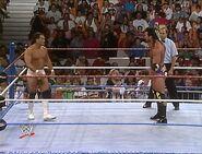 Razor Ramon vs Paul Van Dale