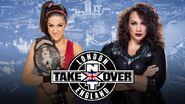 Takeover 8 Bayley v Nia Jax