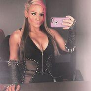 Nattie Backstage
