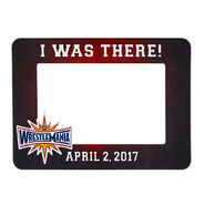 WrestleMania 33 Magnet Frame