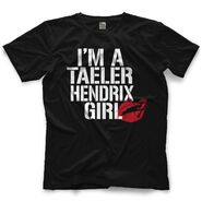 Taeler Hendrix Taeler Hendrix Girl Shirt