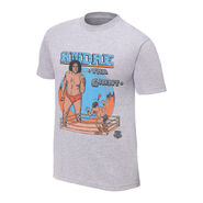 Andre The Giant shirt 3