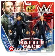 J & J Security - WWE Battle Packs 37