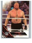 2016 WWE (Topps) Then, Now, Forever Brock Lesnar 109