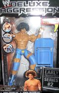 WWE Deluxe Aggression 2 Carlito