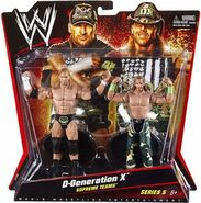 WWE Battle Packs 5 D-Generation X