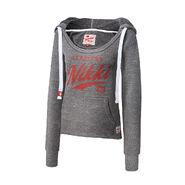 Nikki Bella Fearless Nikki Women's Tri-Blend Pullover Hoodie Sweatshirt