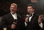 Vince McMahon & Mr. Perfect