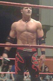 AJ Styles at TNA show
