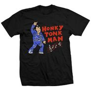 Honky Tonk Man Caricature T-Shirt