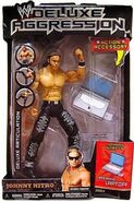 WWE Deluxe Aggression 8 Johnny Nitro