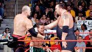 RAW Kane & Show V The Spirit Squad 4-10-06