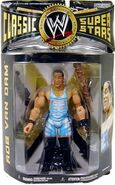 WWE Wrestling Classic Superstars 23 Rob Van Dam