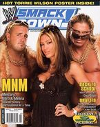 WWF Smackdown Magazine September 2005