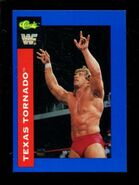 1991 WWF Classic Superstars Cards Texas Tornado 133