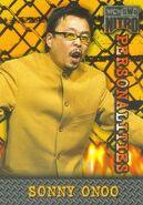1999 WCW-nWo Nitro (Topps) Sonny Onoo 72