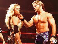 Chris Jericho & Trish Stratus