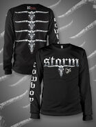 James Storm Backbone Long Sleeve T-Shirt