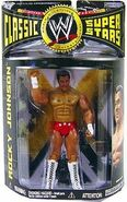 WWE Wrestling Classic Superstars 17 Rocky Johnson