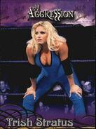 2003 WWE Aggression Trish Stratus 40