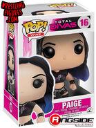 Paige - Pop WWE Vinyl