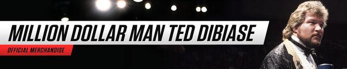 Ted dibiase merch new
