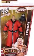 WWE Elite 22 Tensai