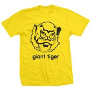 Giant Tiger GT Head T-Shirt