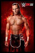 Shawn Michaels WWE2K15