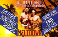 Tag Team Turmoil - WF Meltdown 2015