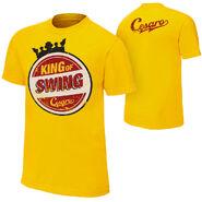 Cesaro King of Swing yello T-Shirt