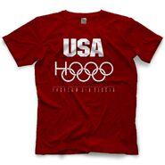 Hacksaw USA HOOO T-Shirt