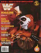 September 1992 - Vol. 11, No. 9