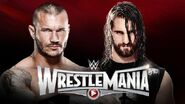 Randy Orton vs Seth Rollins - WrestleMania 31