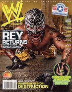 WWE Magazine Aug 2007