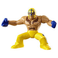 WWE Power Slammers Rey Mysterio