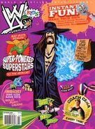 WWE Kids Magazine 12 - October 2009